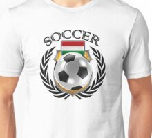 Hungary Soccer 2016 Fan Gear Unisex T-Shirt