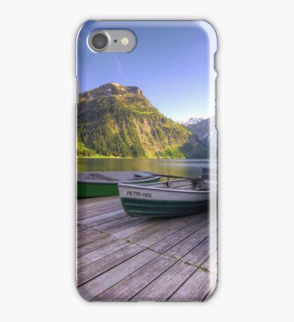 Vilsalpsee iPhone Case/Skin