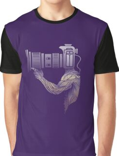 Camera man Graphic T-Shirt