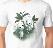 Natural History - Forest Spirit studies Unisex T-Shirt