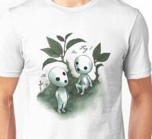 Natural History - Forest Spirit studies Unisex T-Shirt