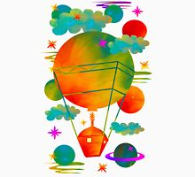 space baloon Unisex T-Shirt