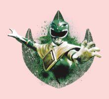 Green Ranger Splatter Baby Tee