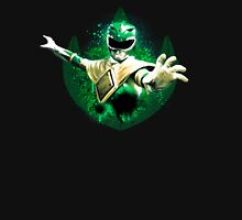 Green Ranger Splatter Unisex T-Shirt