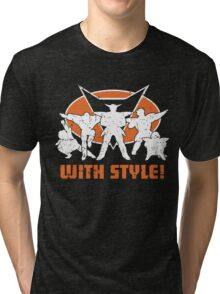 ginyu force Tri-blend T-Shirt