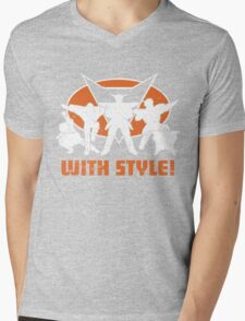 ginyu force Mens V-Neck T-Shirt