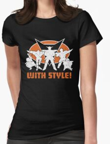 ginyu force Womens Fitted T-Shirt