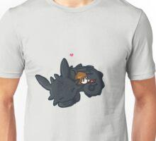Toothless Hug Unisex T-Shirt
