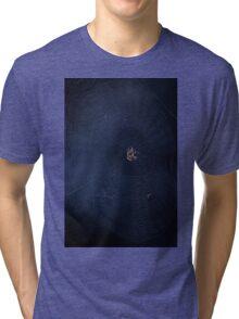 Spider world wide web Tri-blend T-Shirt