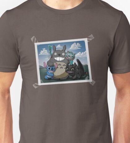 Smiling friends Unisex T-Shirt