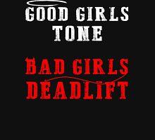 Bad Girls deadlift workout Tank Top