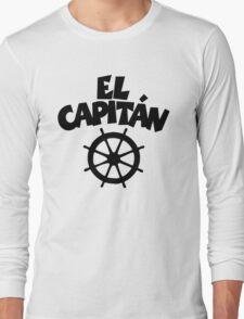 El Capitán Wheel Long Sleeve T-Shirt