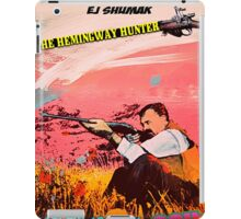 The Hemingway Hunter iPad Case/Skin