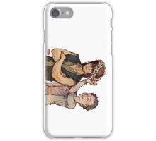 TWD_daryl and carol iPhone Case/Skin
