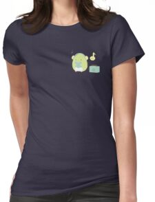 Penguin? Womens Fitted T-Shirt