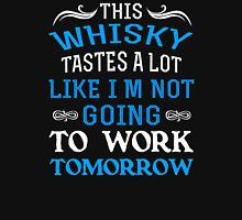 Whisky tastes Unisex T-Shirt