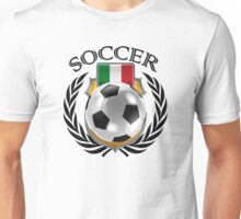 Italy Soccer 2016 Fan Gear Unisex T-Shirt