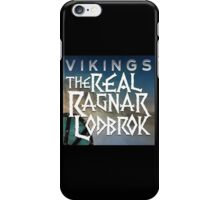 the real ragnar lodbrok iPhone Case/Skin