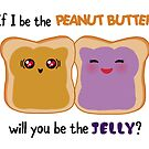 Peanut butter & Jelly by skorretto