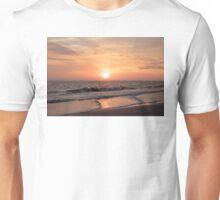 Sunset at the Beach Unisex T-Shirt