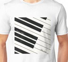 Piano Man - Billy Joel  Unisex T-Shirt