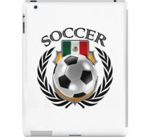 Mexico Soccer 2016 Fan Gear iPad Case/Skin