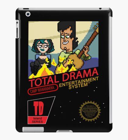 NINTENDO: NES TD GWEN & TRENT iPad Case/Skin