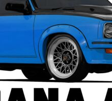 Holden Torana - A9X Hatchback - Blue Sticker