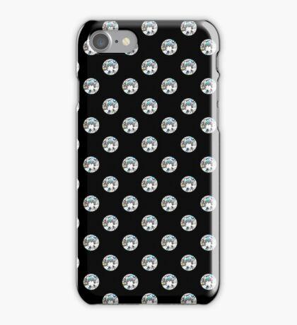 Amazing diamonds background. Jewelry texture.  iPhone Case/Skin