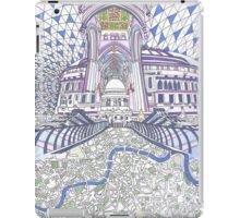 London Composition 4 iPad Case/Skin