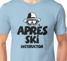 Après-Ski Instructor 01 Unisex T-Shirt