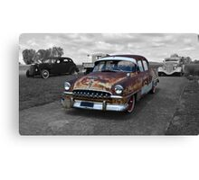 THE DESOTO Canvas Print
