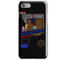 NINTENDO: NES ADVENTURE TIME  iPhone Case/Skin