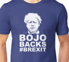 Bo Jo backs brexit ukip Unisex T-Shirt
