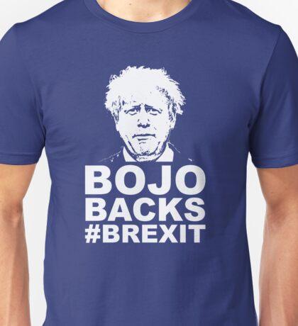 Bo Jo backs brexit ukip Unisex T-Shirt