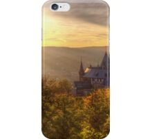 Fairy Castle Wernigerode iPhone Case/Skin