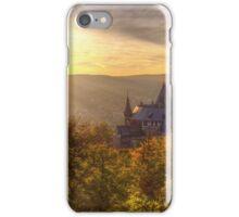 Fairy Castle Wernigerode iPhone Case/Skin
