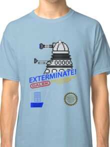 NINTENDO: NES EXTERMINATE! Classic T-Shirt