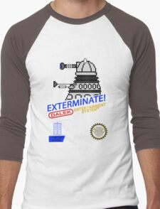 NINTENDO: NES EXTERMINATE! Men's Baseball ¾ T-Shirt
