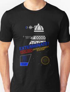 NINTENDO: NES EXTERMINATE! Unisex T-Shirt