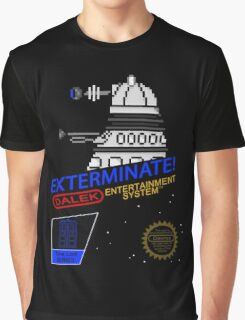NINTENDO: NES EXTERMINATE! Graphic T-Shirt
