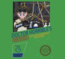 NINTENDO: NES DOCTOR HORRIBLE  Baby Tee