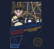 NINTENDO: NES DOCTOR HORRIBLE  One Piece - Short Sleeve