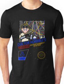 NINTENDO: NES DOCTOR HORRIBLE  Unisex T-Shirt