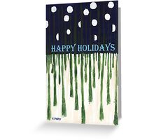 HAPPY HOLIDAYS 2 Greeting Card