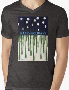 HAPPY HOLIDAYS 2 Mens V-Neck T-Shirt