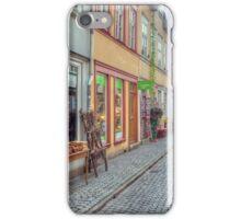 Krämerbrücke iPhone Case/Skin