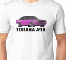 Holden Torana - A9X Hatchback - Pink Unisex T-Shirt
