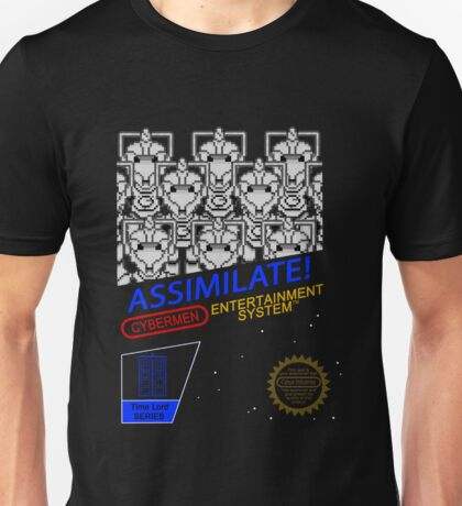 NINTENDO: NES ASSIMILATE! Unisex T-Shirt