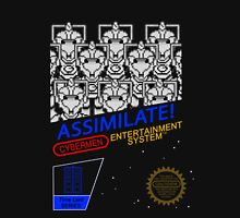 NINTENDO: NES ASSIMILATE! Unisex T-Shirt